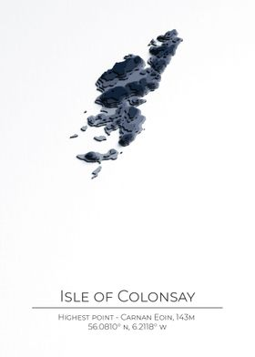The Isle of Colonsay
