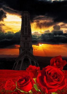 The Dark Rose Tower