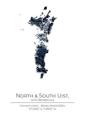 North and South Uist