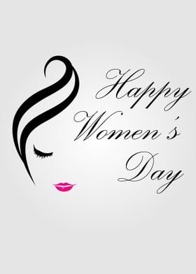 March 8 Happy Womens day
