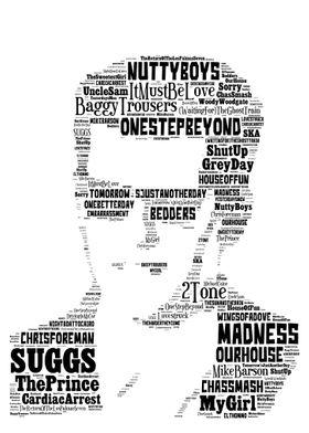 Suggs A Portrait in songs