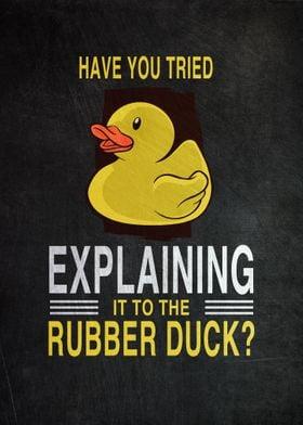 Programmer Duck