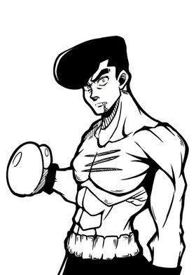 Takamura The Champ