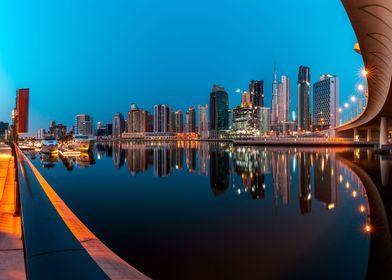 Perfect Dubai Morning