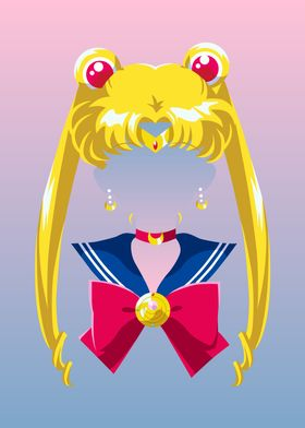 Sailor Moon No Face