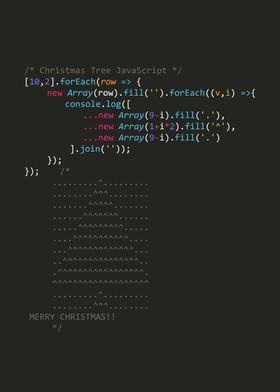 Christmas Tree JavaScript