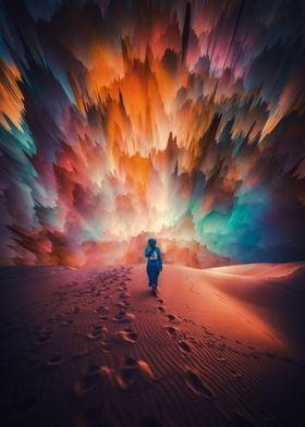 Desert Explosion