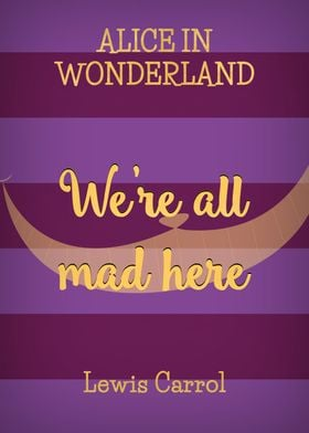Alice in Wonderland LC