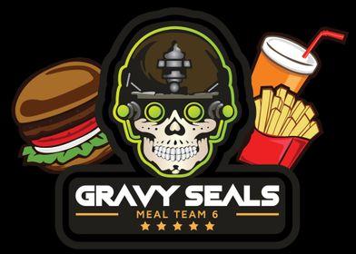 Gravy Seals meal team 6