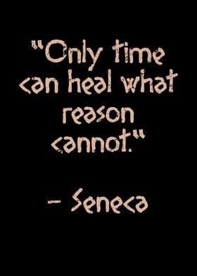 Wise Quote Time will heal