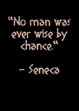 Senecas ancient wise Quote