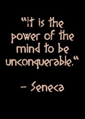 The power of the mind