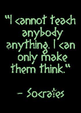 Socrates greek Quote