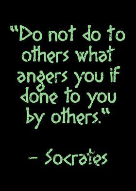 Socrates Ancient Quote