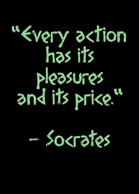 Every action has Socrates