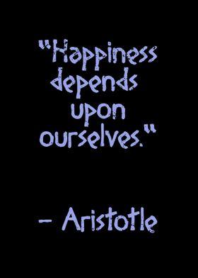 Famous quote Aristotle