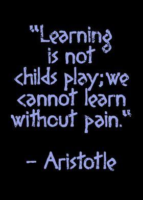 Famous ancient greek Quote