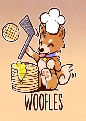 Im Making WOOFLES