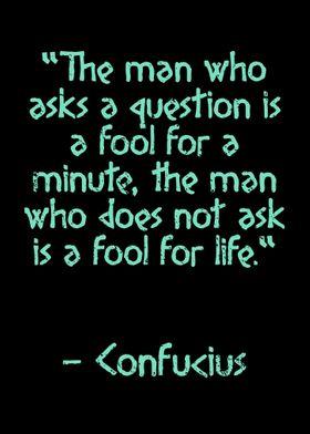 Confucius famous quotes