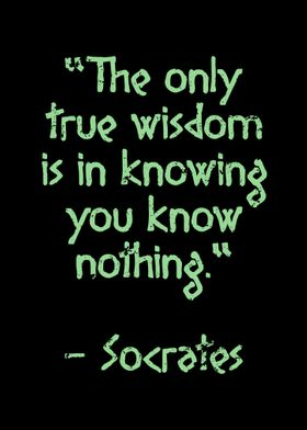 Socrates greek quotes