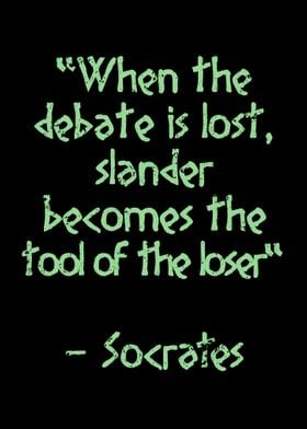 Ancient greek quote