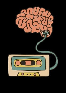 Plug Music into brain