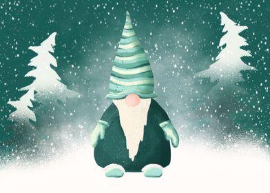 Nordic Gnome Turquoise