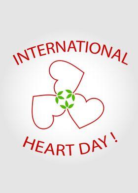 International heart day