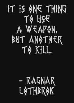 Ragnar famous movie quotes