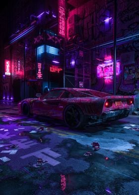 Cyber Nightz