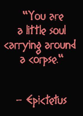 Epictetus Quote Death