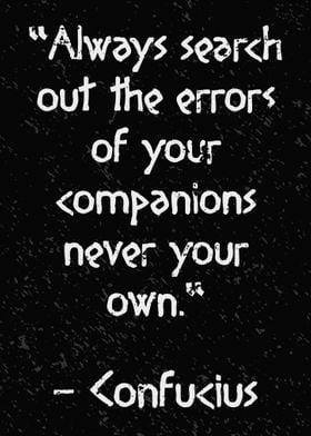 Confucius Satire Quote