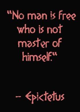 Epictetus Stoic Quote