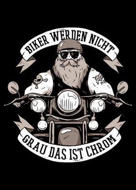 Motorbike Rider Skeleton O