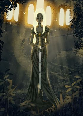 Goddess of Heroes