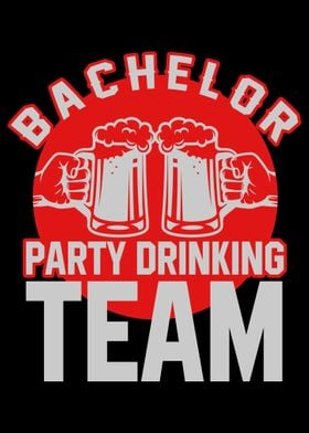 Bride Groom Beer Mug Bache