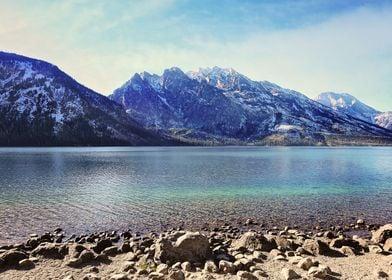 Jenny Lake Grand Tetons