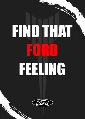 feel driving a ford