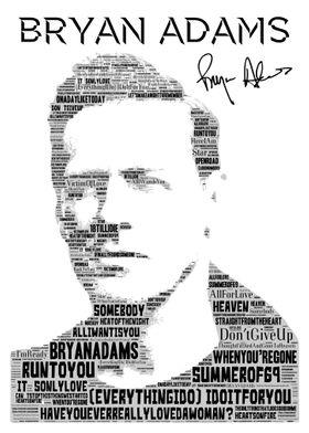 Bryan Adams Songs portrait