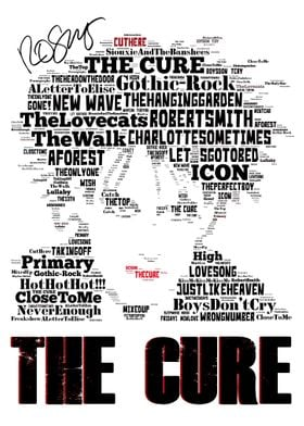 Robert Smith The Cure 2