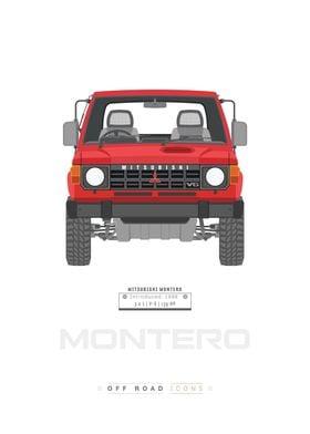 Montero red