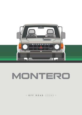 Montero green lines