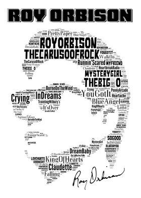 Roy Orbison Songs Portrait