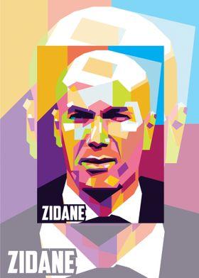 Zinedine Zidan