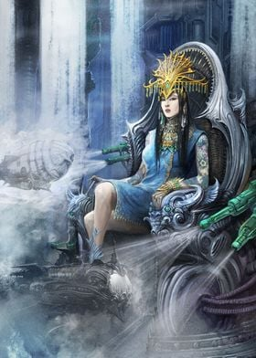 Alternate Queen of Mists