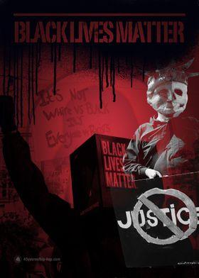 BLM No Justice