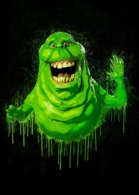 Slime is all around
