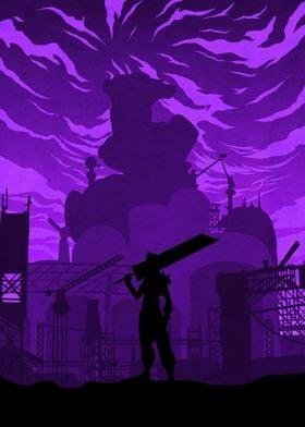 Final Fantasy Cloud Strife