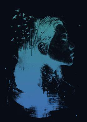 Open your mind II dark