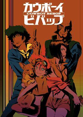 Anime Poster cowboy bebop
